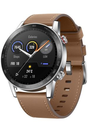 Смарт-часы Honor MagicWatch 2 Flax Brown (MNS-B19)