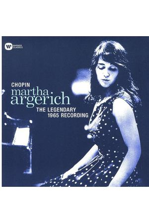 Виниловая пластинка Warner Music Classic Martha Argerich:Chopin The Legendary 1965 Record
