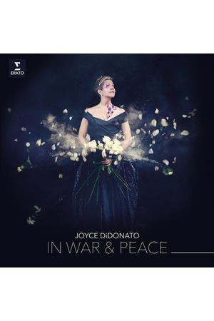 Виниловая пластинка Warner Music Classic Joyce Didonato:In War & Peace:HarmonyThroughMusic