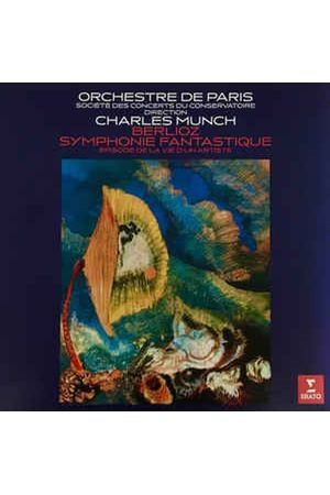 Виниловая пластинка Warner Music Classic OrchestDeParis/Munch:Berlioz:SymphonieFantastique