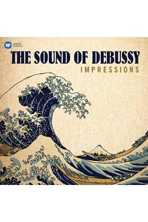 Виниловая пластинка Warner Music Classic Various Artists:Impressions The Sound Of Debussy