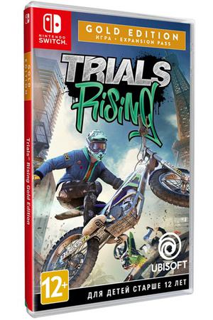 Игра Nintendo Switch Trials Rising Gold Ubisoft Игра Nintendo Switch Trials Rising Gold