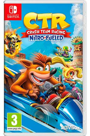 Игра Activision Nintendo Crash Team Racing Nitro-Fueled