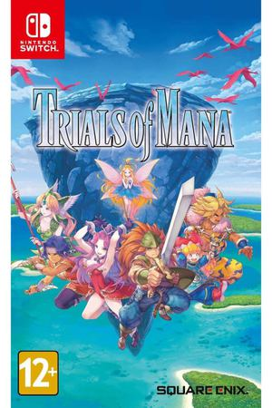 Игра Square Enix Nintendo Trials of Mana