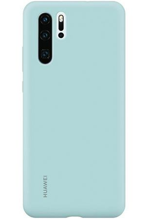 Чехол Huawei Silicon Case для Huawei P30Pro, Light Blue