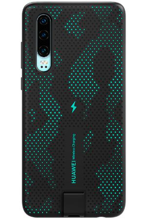 Чехол Huawei Wireless Charging Case для Huawei P30, Sp. Blue