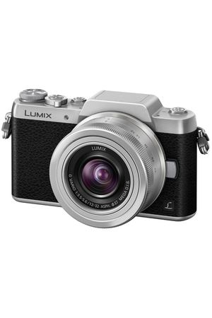 Фотоаппарат системный Panasonic Lumix DMC-GF7K Kit Silver