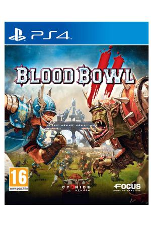 PS4 игра Focus Home Blood Bowl 2