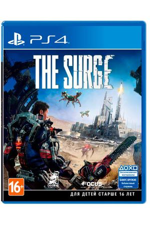 PS4 игра Focus Home The Surge