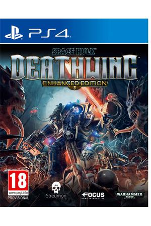 PS4 игра Focus Home Space Hulk: Deathwing. Enhanced Edition
