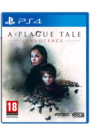 PS4 игра Focus Home A Plague Tale: Innocence
