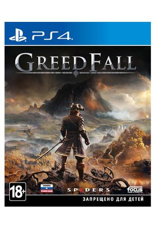 PS4 игра Focus Home GreedFall