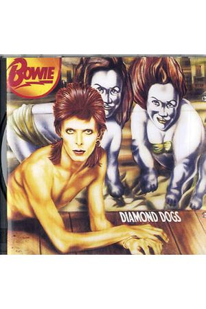 Виниловая пластинка Parlophone David Bowie:Diamond Dogs (45th Anniversary)