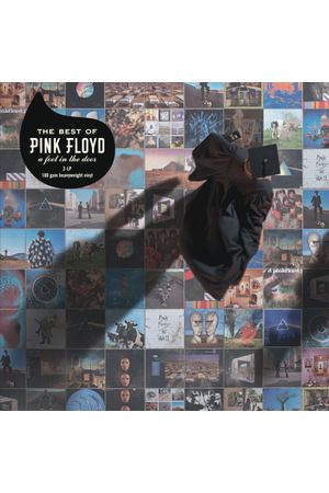 Виниловая пластинка Parlophone Pink Floyd:A Foot In The Door:Best Of Pink Floyd