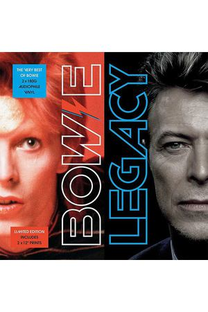 Виниловая пластинка Parlophone David Bowie:Legacy (The Very Best Of)