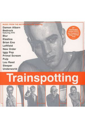 Виниловая пластинка Parlophone OST:Trainspotting (20th Anniversary)