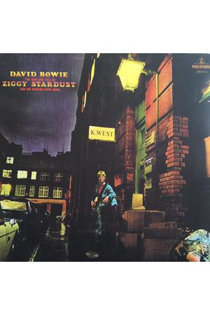 Виниловая пластинка Parlophone David Bowie:The Rise And Fall Of Ziggy Stardust