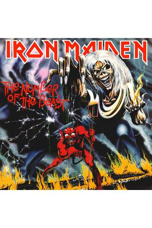 Виниловая пластинка Parlophone Iron Maiden:The Number Of The Beast