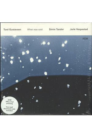 Виниловая пластинка ECM Tord Gustavsen:Tord Gustavsen: What Was Said