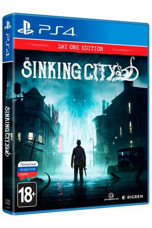 PS4 игра Bigben Interactive The Sinking City. Day One Edition