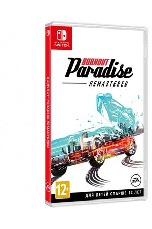 Игра EA Burnout Paradise Remastered