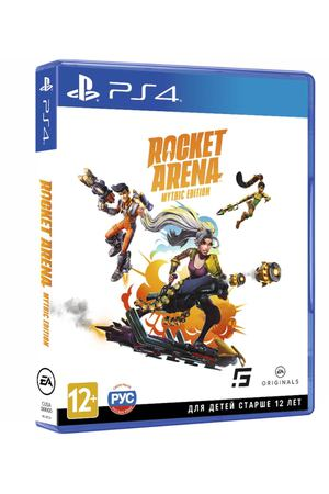 PS4 игра EA Rocket Arena. Mythic Edition