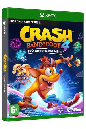 Xbox One игра Activision Crash Bandicoot 4: Это Вопрос Времени