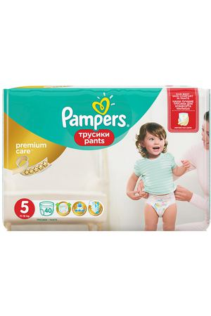 Подгузники Pampers prem11-18 кг эконом уп 40
