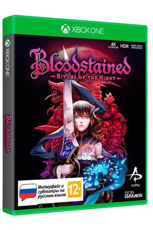 Xbox One игра 505 Games Bloodstained: Ritual of the Night