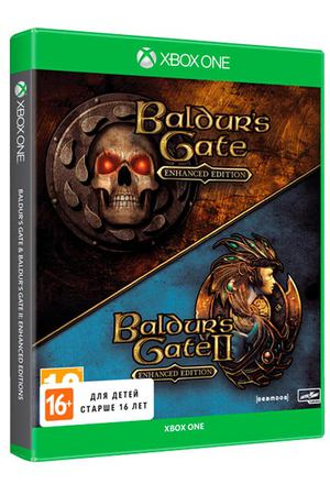 Xbox One игра Skybound Baldur's Gate 1/2: Enhanced Edition