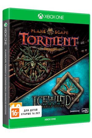 Xbox One игра Skybound Icewind Dale/Planescape Torment Enhanced Edition