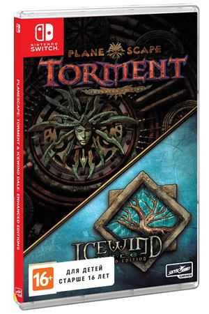 Игра Skybound Nintendo Icewind Dale/Planescape Torment Enhanced