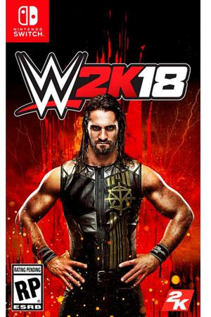 Игра Take-Two Nintendo WWE 2K18