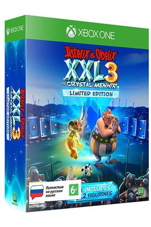 Xbox One игра Microids Asterix&Obelix XXL 3 The Crystal Menhir Limited