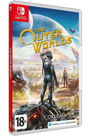 Игра Take-Two The Outer Worlds