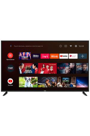 Телевизор Haier 50 Smart TV HX