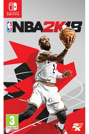 Игра Take-Two Nintendo NBA 2K18