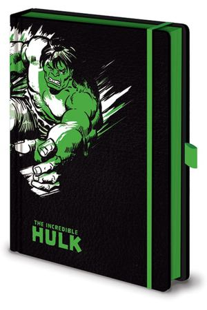 Блокнот Marvel Comics (Hulk Mono) A5 Pyramid