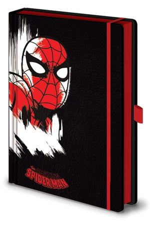 Блокнот Marvel Comics (Spider-Man Mono) A5 Pyramid