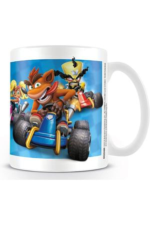 Кружка Crash Team Racing (Race) Pyramid