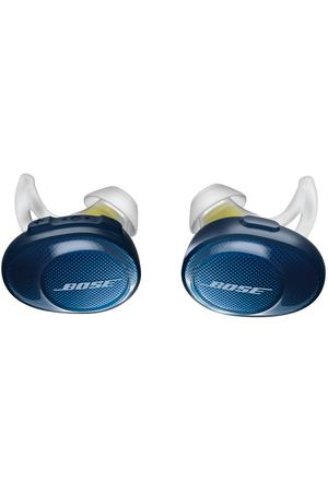 Спортивные наушники Bluetooth Bose SoundSport Free Wireless Navy/Citron