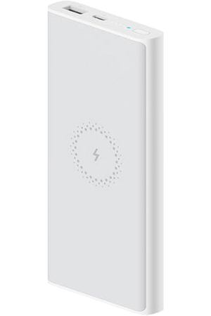 Внешний аккумулятор Xiaomi Wireless Power Bank Essential 10000mAh, White