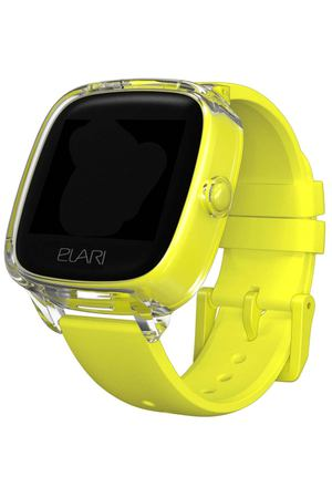 Часы с GPS трекером Elari KidPhone Fresh Yellow (KP-F)