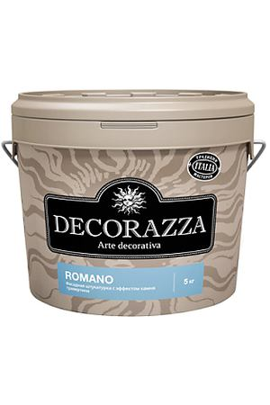 Краска декоративная Decorazza Romano 14 кг