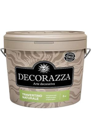 Краска декоративная Decorazza Naturale 15 кг