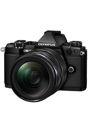 Фотоаппарат системный Olympus OM-D E-M5 Mark II 12-40 Kit Black
