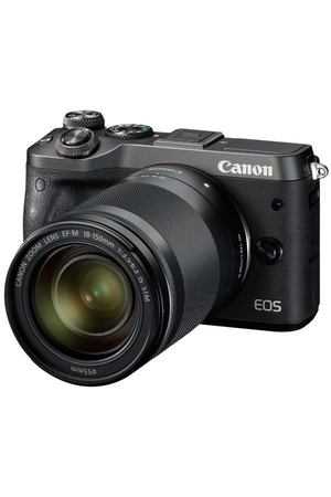 Фотоаппарат системный Canon EOS M6 EF-M18-150 IS STM Kit