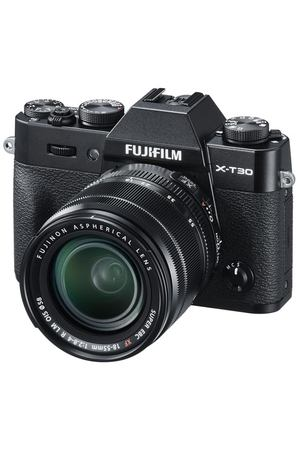 Фотоаппарат системный Fujifilm X-T30 Kit 18-55 Black