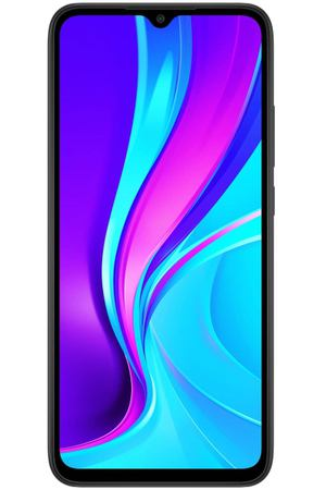 Смартфон Xiaomi Redmi 9C NFC 3+64GB Midnight Gray