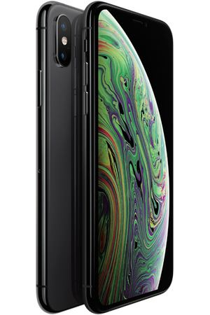 Смартфон Apple iPhone XS 64Gb Space Grey (FT9E2RU/A) восстановленный